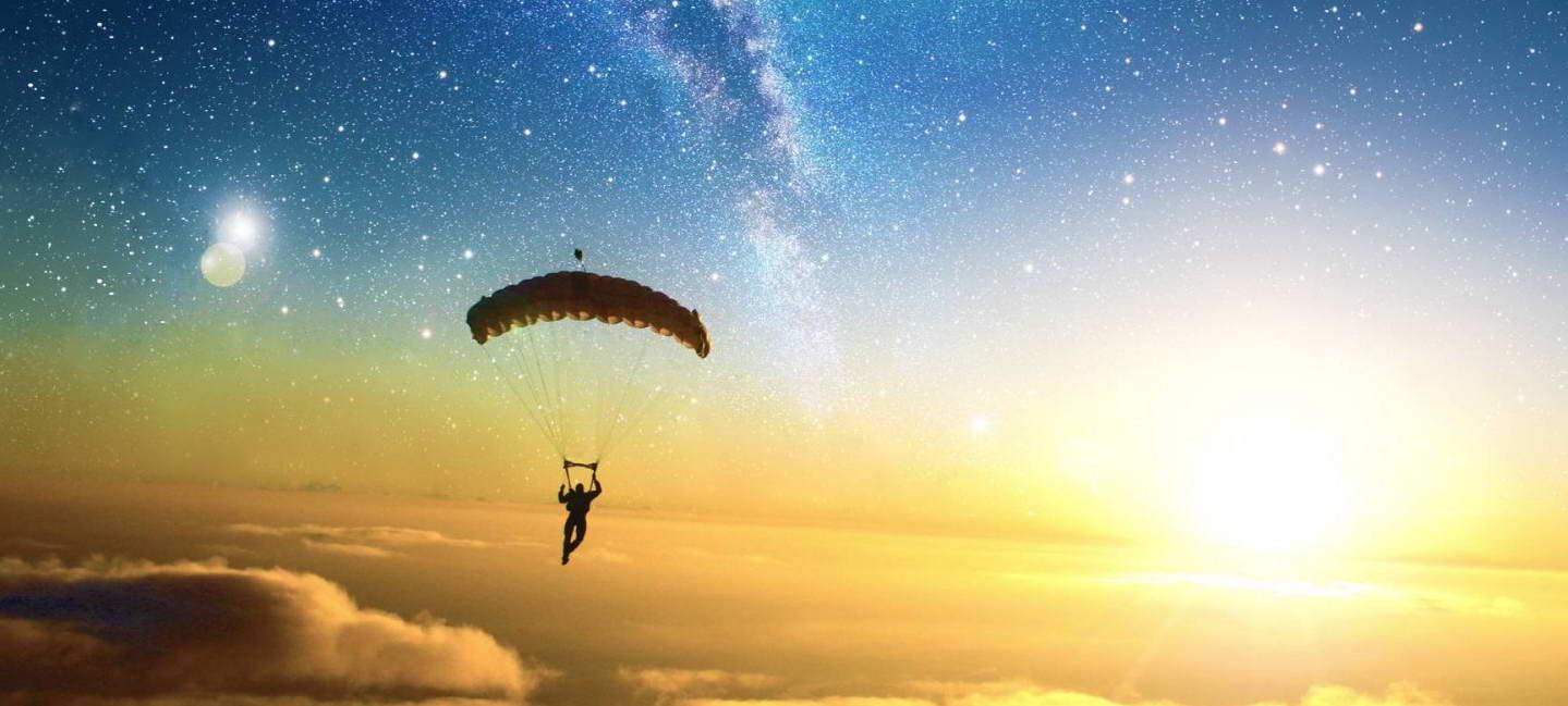 Подготовка к первому прыжку с парашюта: где, как, когда?