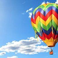 Привязной полёт на воздушном шаре
