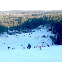 Горнолыжный курорт «Пухтолова гора»