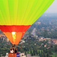 Полет на воздушном шаре Neva Aero